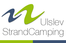 Ulslev strand camping Falster, logo